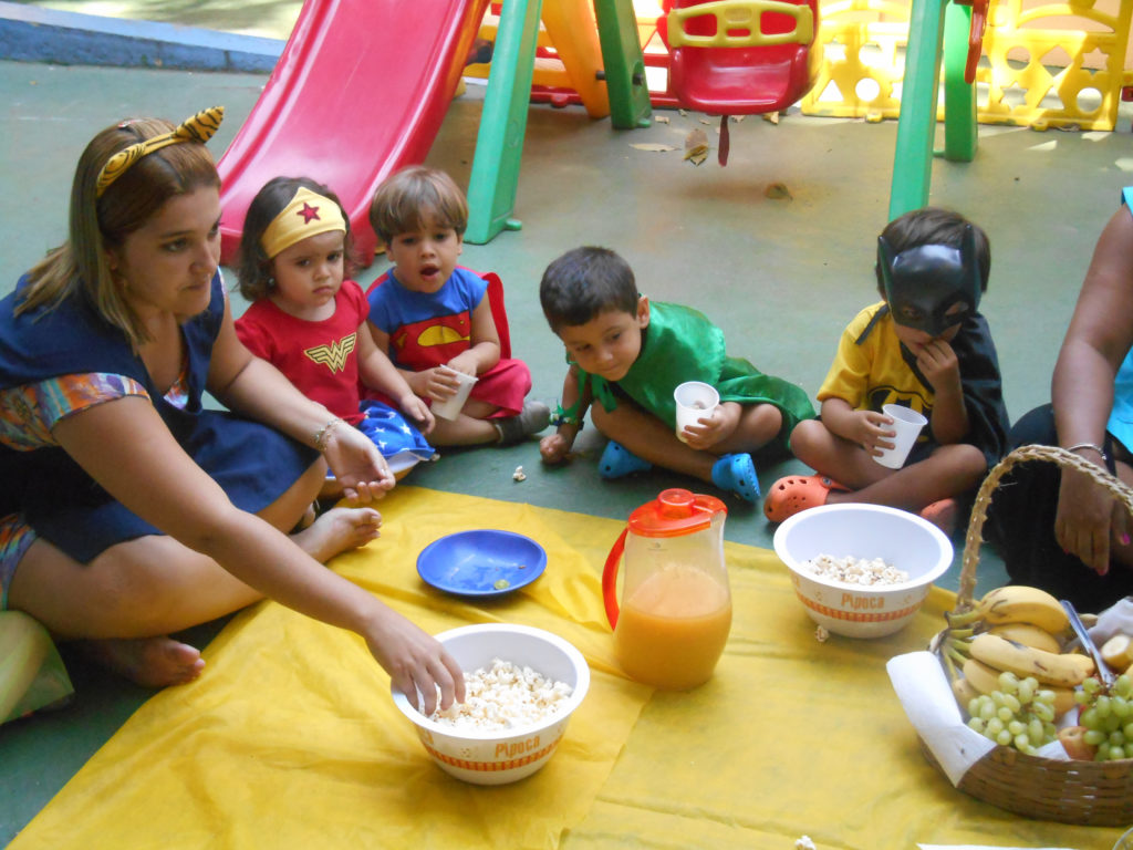 É Muito Bom Ser Criança: Centro Educacional Estação Do Aprender